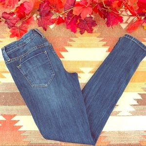 Mossimo low rise skinny jeans size 2 SHORT!
